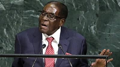 Zimbabwe: sévère critique de Mugabe contre Mnangagwa
