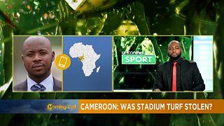 Cameroon: Was stadium turf stolen?