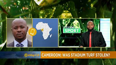 Cameroon: Was stadium turf stolen?