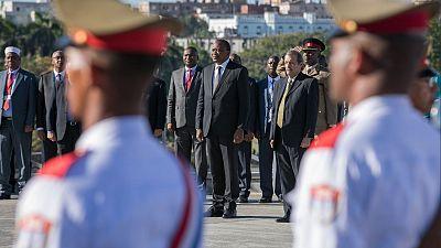 Uhuru Kenyatta à Cuba pour renforcer l'axe Nairobi - La Havane