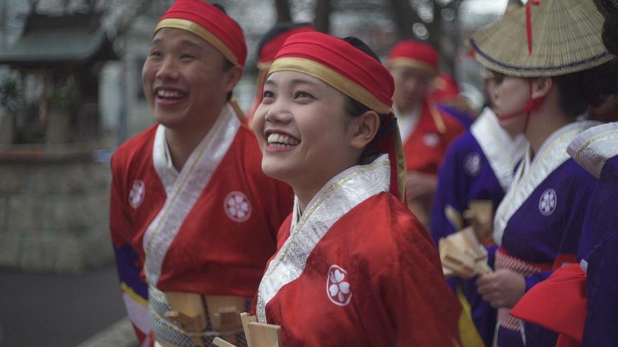 Japonizmus fesztivál Párizsban - 1. rész: A dob hangja