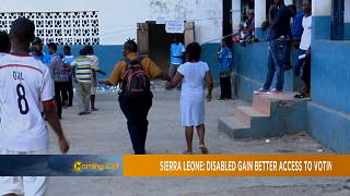 Sierra Leone to hold runoff presidential elections March 27