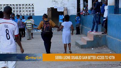 La Sierra Leone dans l'attente du second tour de la présidentielle [The Morning Call]