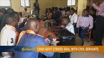 Chad's unions call off strike [The Morning Call]