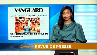 Revoir la revue de presse du 16-03-2018 [The Morning Call]