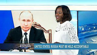 Moscou sous le feu des critiques avec l'affaire Skripal [International Edition]