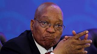 Former S. African president Jacob Zuma to be prosecuted for corruption (state prosecutor)