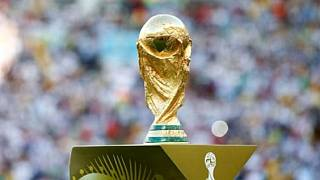 The World Cup trophy makes a stopover in Senegal [no comment]