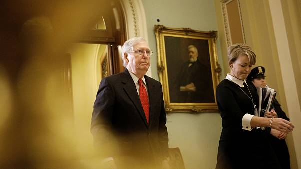 Image: Mitch McConnel
