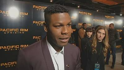 Nigerian-British actor John Boyega co-produces first blockbuster film