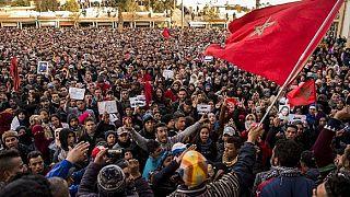Maroc : manifestations pour une ''alternative économique''
