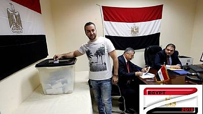 High voter turnout noted in Egypt presidential polls in the diaspora