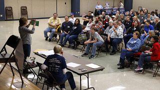 Iowa caucus app sparks election security concerns