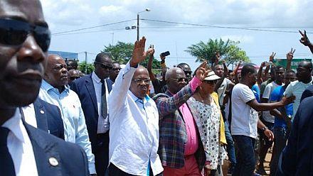 Côte d'Ivoire: l'opposition appelle ses militants à une ''marche démocratique''