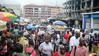 Guinée : un incendie ravage à Conakry le plus grand marché du pays