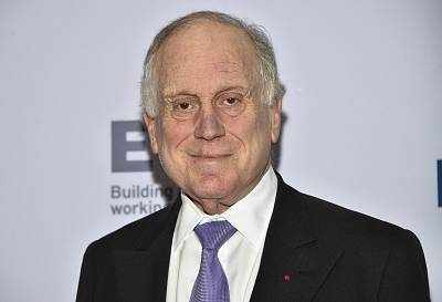 Ronald S. Lauder attends the 47th International Emmy Awards gala at the Hilton New York.