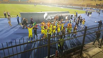 Joy back home as Ethiopian side eliminates Zamalek from CAF Confed. Cup