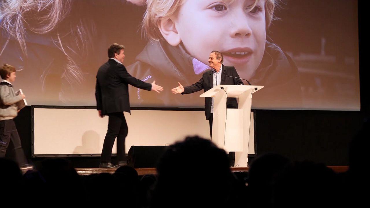 برندگان جشنواره فیلم حقوق بشر