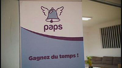 Pap's : première application de livraison géolocalisée