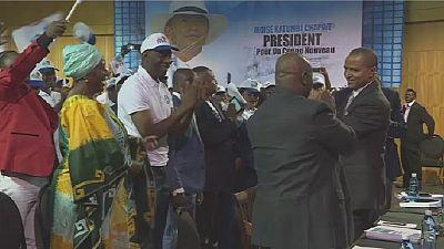 """RDC : les proches de Katumbi écartent tout """"Plan B"""""""