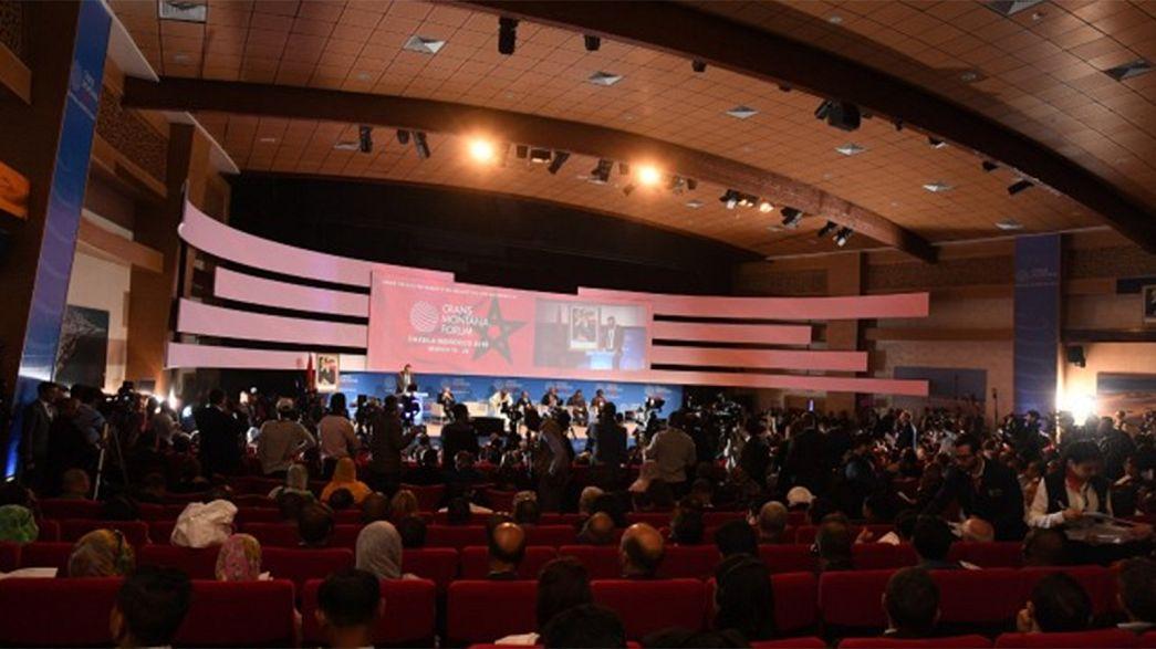 Foro de Crans Montana: líderes africanos por la cooperación sur-sur
