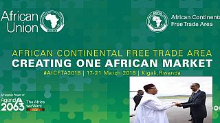 Rwanda's Kagame hosts African leaders meeting to sign free trade deal
