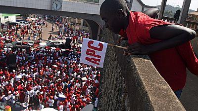 Sierra Leone : le parti au pouvoir en tête des législatives