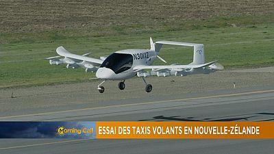 Essai des taxis volants en Nouvelle-Zélande