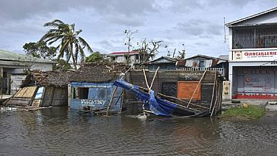 Madagascar : la tempête Eliakim fait au moins 20 morts (nouveau bilan)