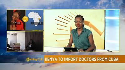 Kenya to import 100 doctors from Cuba [The Morning Call]