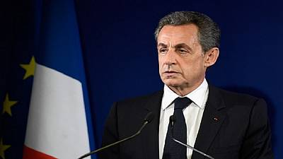 Ex-French president Sarkozy detained over Gaddafi-linked campaign cash