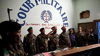 RDC: de présumés bandits de Beni à la barre