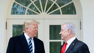 Image: President Donald Trump and Israeli Prime Minister Benjamin Netanyahu
