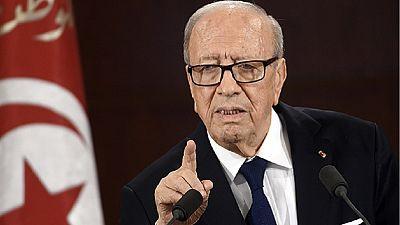 Essebsi annonce des élections pour décembre 2019