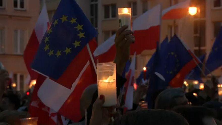 Polonia a rischio sanzioni sullo stato di diritto