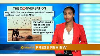 Press Review of March 21, 2018 [The Morning Call]