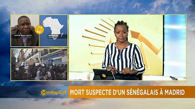 Controversial death of a Senegalese street vendor in Madrid [The Morning Call]