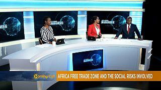 La zone de libre - échange continentale et le social