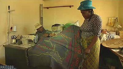 Une tradition qui inspire les jeunes créateurs au Lesotho