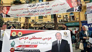 Égypte : le pays d'Abdel Fattah Al-Sissi