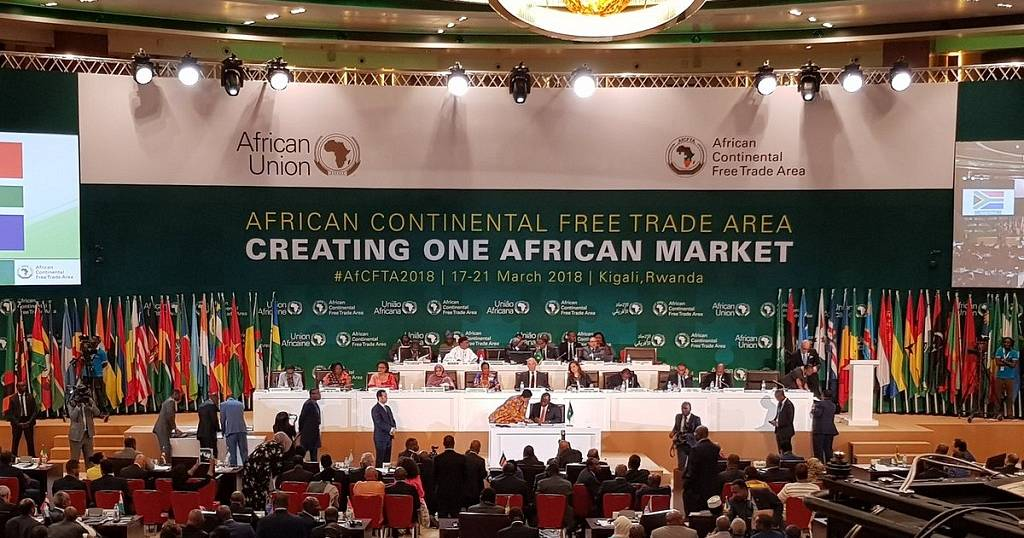 Forty Four Countries Sign Historic African Union Free Trade