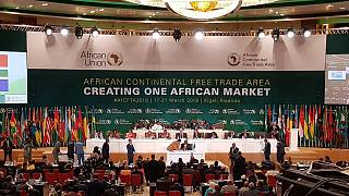 Forty-four countries sign historic African Union free trade agreement