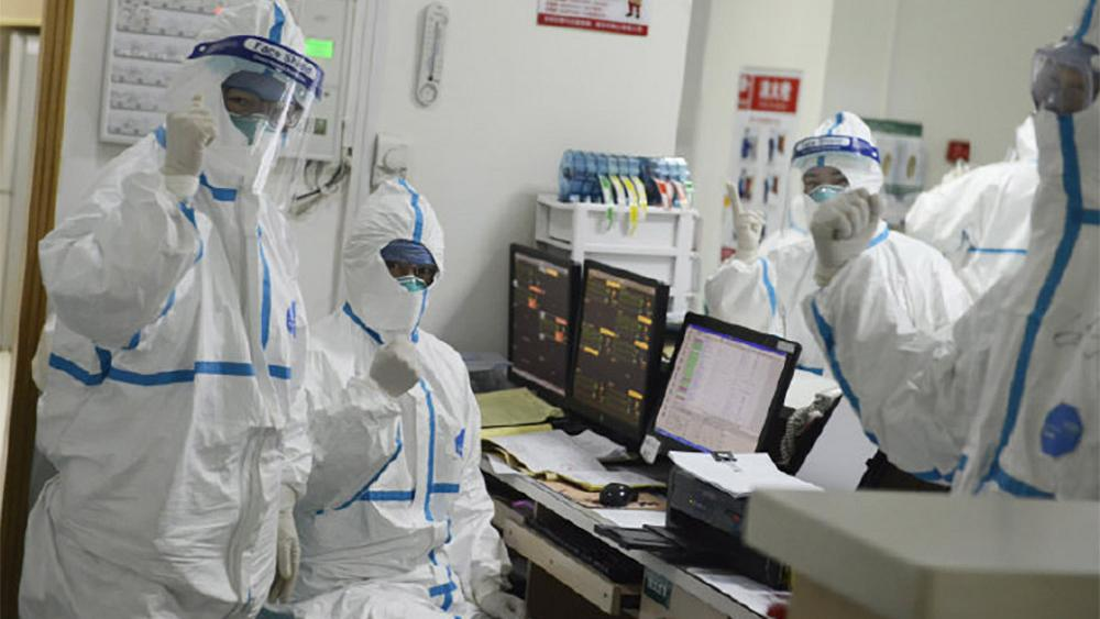 Social media users document coronavirus lockdowns