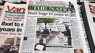 Ex Nigerian governor Ibori appeals against fraud conviction, accuses British police of corruption