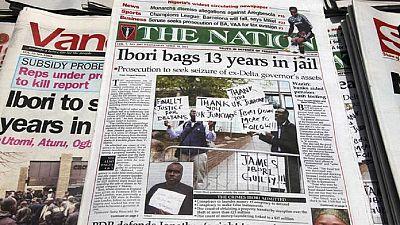Ex Nigerian governor Ibori appeals conviction, accuses British police of corruption