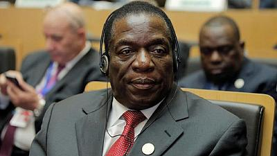 Zimbabwe's president releases thousands from prison