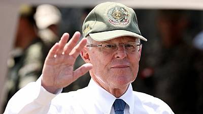 Peru's President Kuczynski tenders resignation, promises constitutional transition
