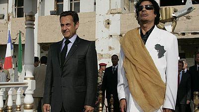 Soupçons de financement libyen : inculpation de l'ancien président Sarkozy