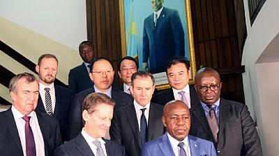 Image result for images of dr congo mining minister