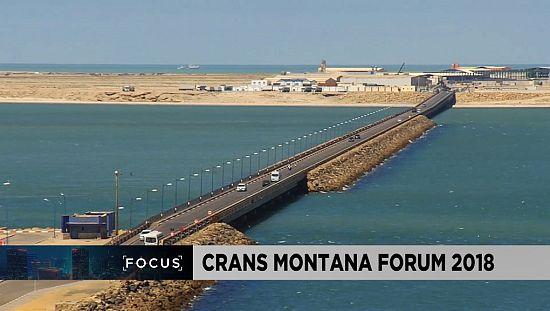 African leaders debate economic, social and environmental development at Crans Montana Forum